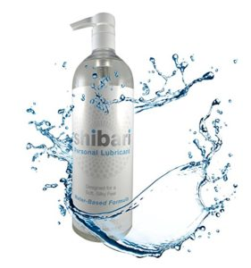 Shibari Water Based Intimate Lubricant